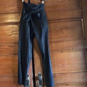 J Brand light weight wide leg pants
